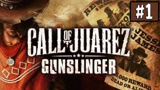 Call of Juarez Gunslinger Parte 1 En Español (XBOX360 - PS3 - PC) HD Walkthrough