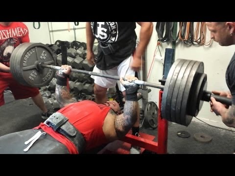 Improve your Bench Press - Chad Smith & Brandon Lilly