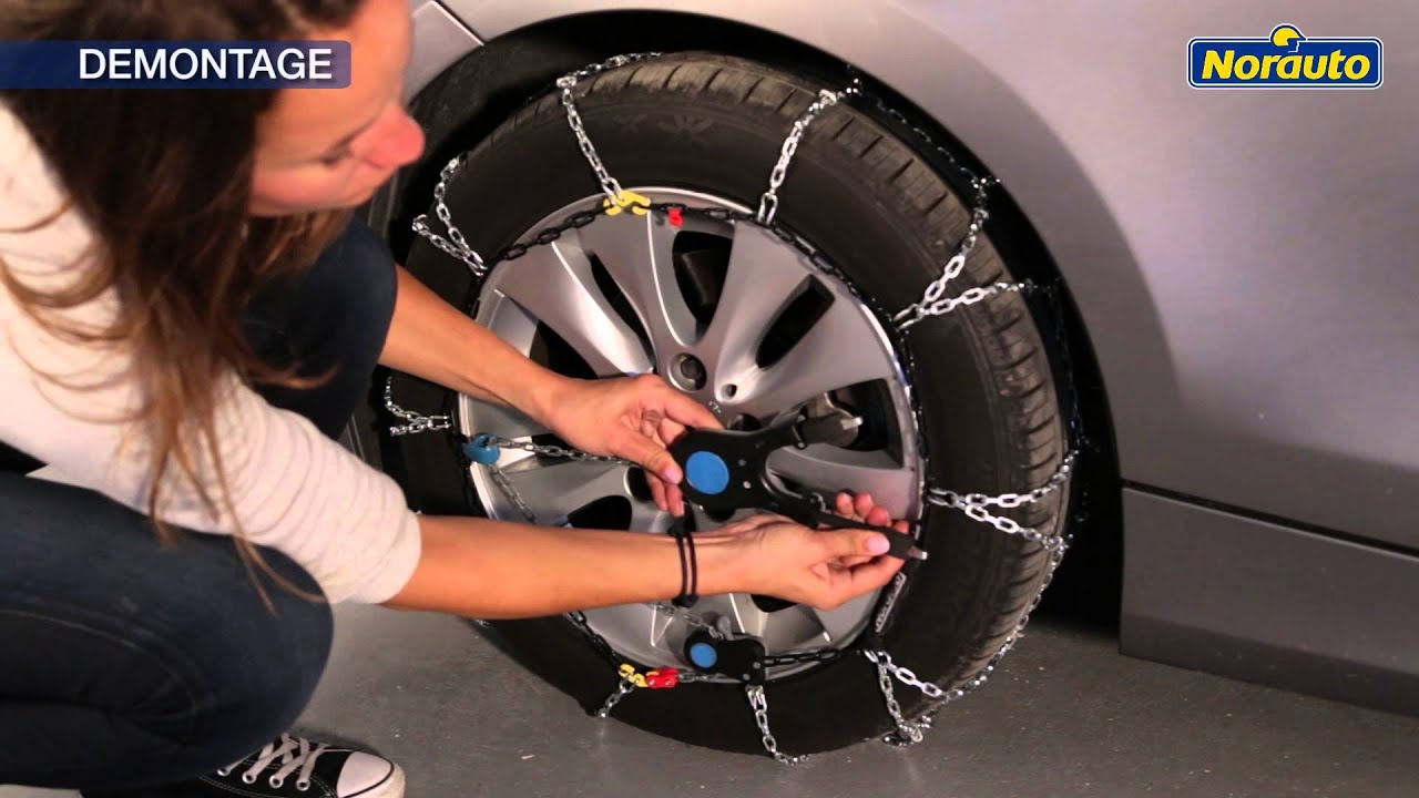 Chaines Neige Norauto Disponibles Sur Norauto Fr Youtube