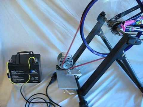 Electricity Using Car Battery