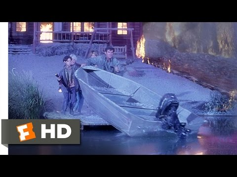 Dante's Peak 610 Movie   Row Your Boat 1997 HD