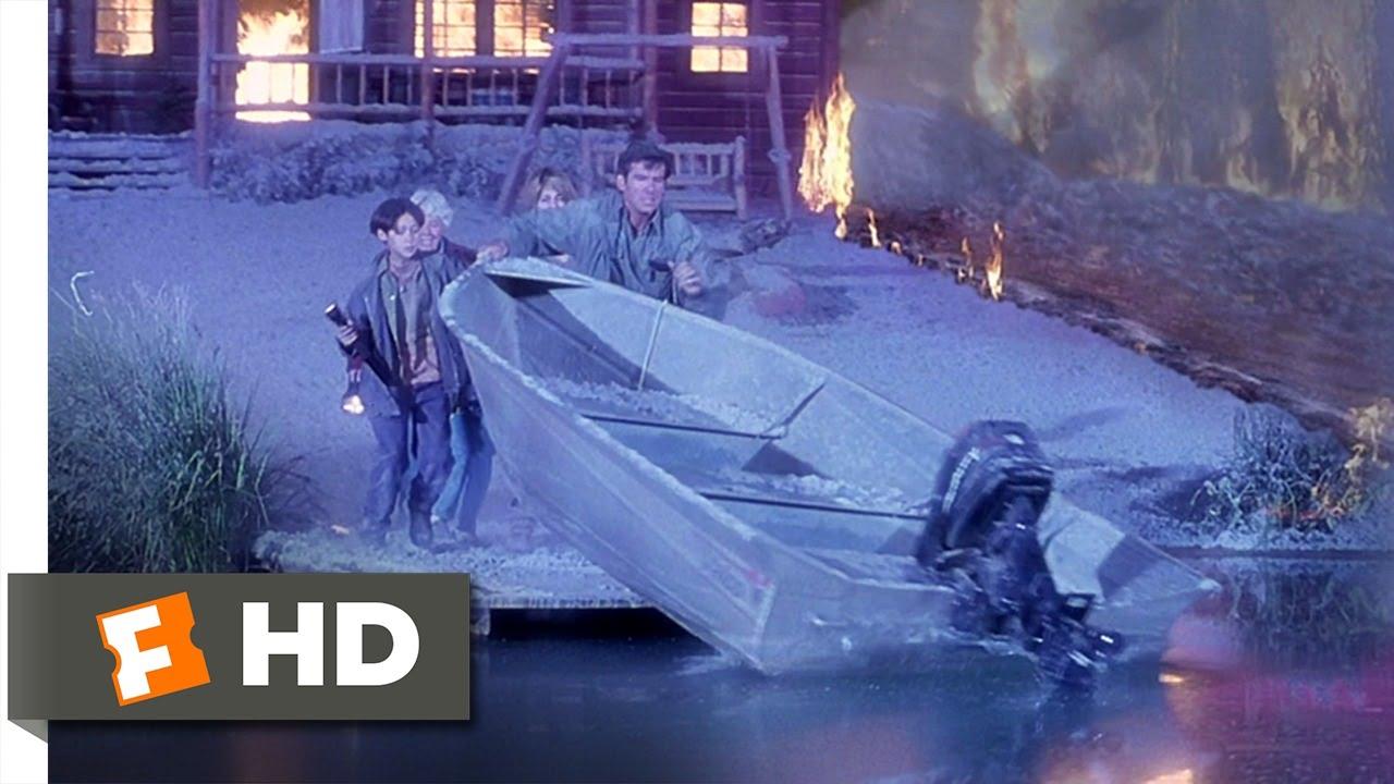 Dante S Peak 6 10 Movie Clip Row Your Boat 1997 Hd