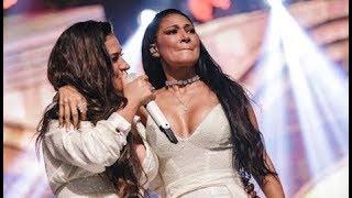 Simone e Simaria anunciam pausa na carreira e Sonia Abrão comenta:
