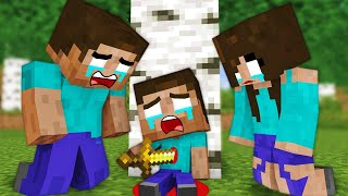 Monster School : Good Baby Zombie and Bad Baby Zombie - Minecraft Animation