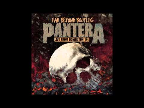 Pantera - Far beyond bootleg Live from Donington 94