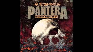 Pantera - Far beyond bootleg Live from Donington 94