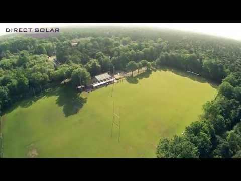 Zonnepanelen Direct Solar (luchtopnames) High Quality