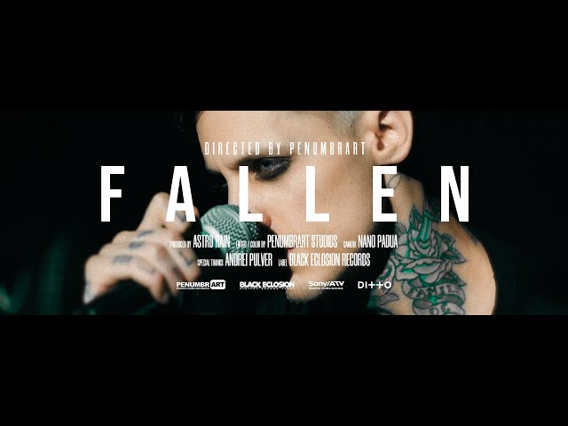 ASTRO RAIN - Fallen (Official Videoclip 4K)