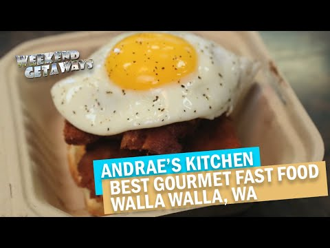 Washington, Walla Walla - Andraes Kitchen - Weekend Getways Ep5 - Unique Places To Eat