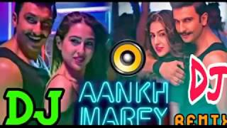 AANkh Maerey DJ song (Neha kakkar ) New bolliwood song Aankh mare  Vo ladka aakha mare  DJ remix