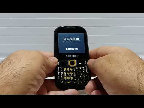 CELULAR SMARTPHONE SANSUNG CORBY GT B3210 2