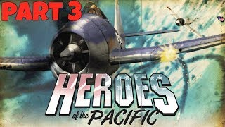 Heroes of the Pacific - Campaign Walkthrough: Wake Up Call
