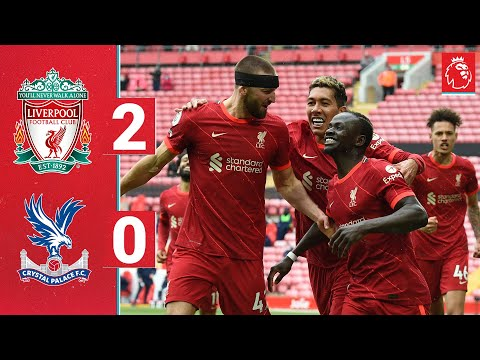 Highlights: Liverpool 2-0 Crystal Palace | Mane double fires the Reds into top four