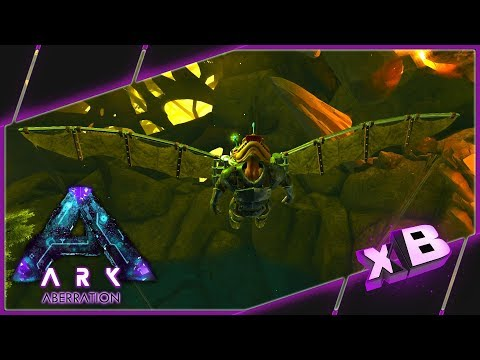 Glider and Gas Harvesting! :: ARK: Aberration :: E04
