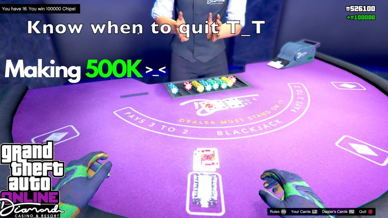 Gta Online Casino Blackjack