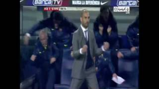 Fc barcelona vs real madrid 1-0 hd by alfredo martinez (must see) 29/11/2009