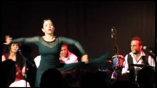 'para Ti' (delirio) Performed By Peña Flamenca Sydney At The Manly Fig 3/5/13
