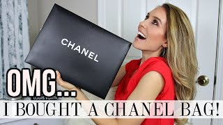 I BOUGHT A CHANEL BAG! | UNBOXING & REVEAL | Shea Whitney