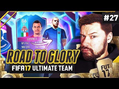 SBC GIOVINCO (COMPLETE!) - #FIFA17 Road to Glory! #27
