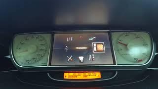 Lancia Phedra (2006-2008) - русификация меню монитора, дублирования видео, USB