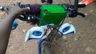 Monara Patikki Bicycle horn