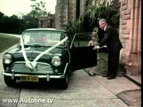 Vintage Mini BMC Commercial - From the Autoline Vault - YouTube
