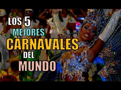 Los 5 mejores carnavales del mundo youtube for Mejores carnavales del mundo