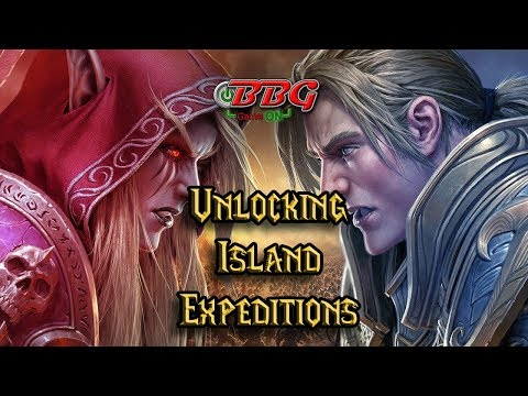 Battle for Azeroth: How to unlock Island Expeditions