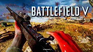 Battlefield 5: New Single Player Gameplay! (Battlefield V)