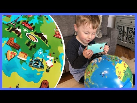 Shifu Orboot | Augmented Reality Globe Toy Review