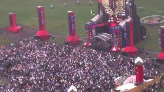 Defqon 1 2011 PART 9 Bioweapon Toneshifters [ Official HD 720p ]