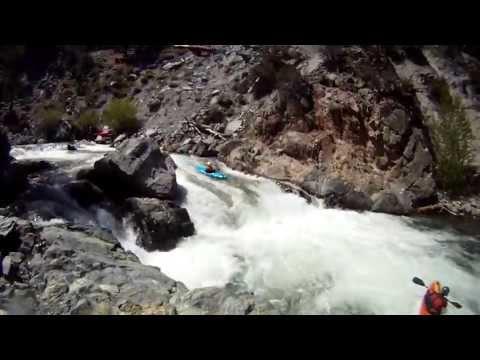 World Kayak River Guide -  West Fork of the Walker River (Upper)