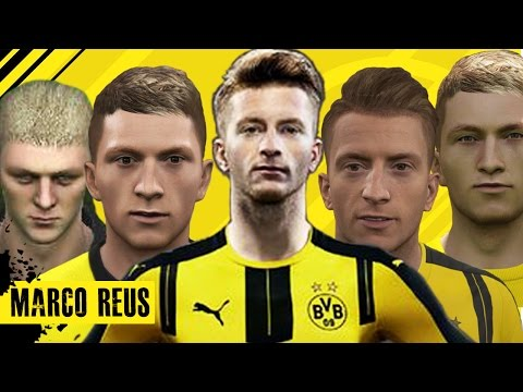 Marco Reus From FIFA 09 to 17