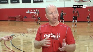 Coach Cronin, Scott, and Broome Preview the Crosstown Shootout for the Bearcats'