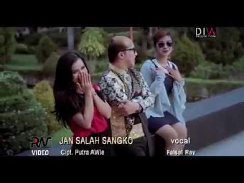 Faisal Ray  feat Renanda - JAN SALAH SANGKO - lagu minang terbaru