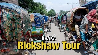 Rickshaw Tour, Road View