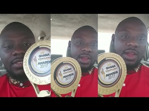 Funny Lawyer Nti Of Kejetia Vs Makola Won Tertiary Award || Check Hilarious English