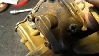 Диагностика карбюратора без автомобиля  2 часть