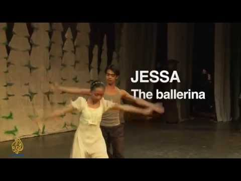 The Slum - Jessa: The ballerina