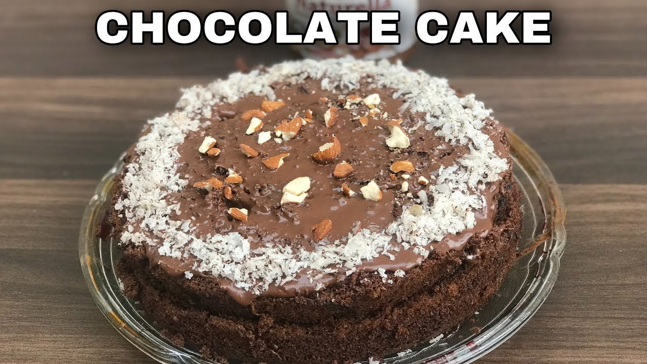 Chocolate Cake | Without oven Easy and simple Recipe ...