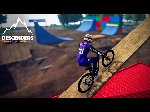 Descenders - Episode 2 - Construction Zone