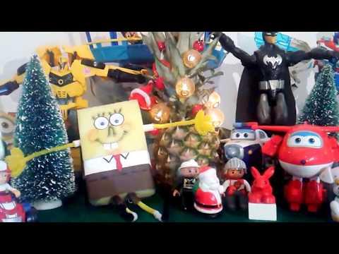 top 2017 toys Christmas choir - pineapple Christmas tree choir