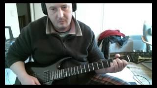 Leonard Cohen Hallelujah Live (Guitar Cover)