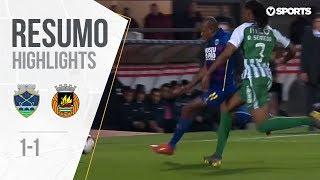 Highlights   Resumo: Chaves 1-1 Rio Ave (Liga 18/19 #25)