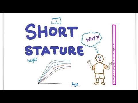 Growth Charts: Short Stature