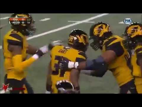 E.J. Gaines Mizzou Highlights