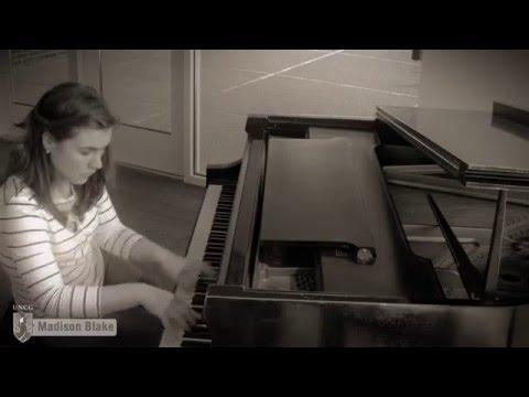 UNCG Magazine: Rocking with Rachmaninoff in Grogan Hall