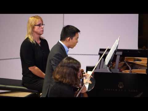 Austin Chamber Music Concert 2 - July 21, 2016
