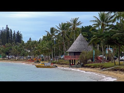 Nouméa, French special collectivity of New Caledonia 4K