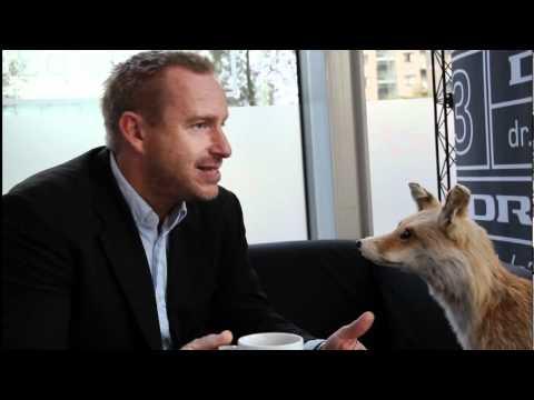 Ræv udveksler opskrifter med Adam Price